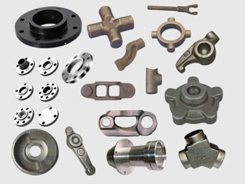 Forging Components